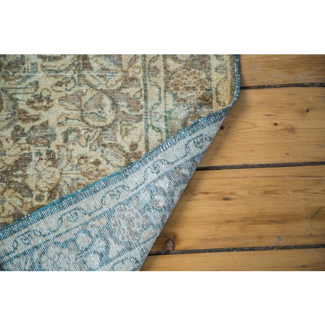 "Vintage Sivas Square Rug - 3' x 3'6"" - Image 4 of 5"