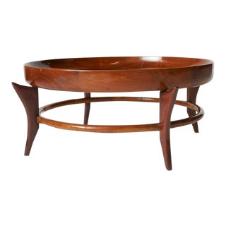 Giuseppe Scapinelli Maracana Coffee Table For Sale