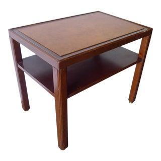 1950s Mid-Century Modern Dunbar Edward Wormley Side Table For Sale
