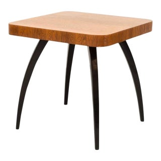 Side Table by Jindrich Halabala For Sale