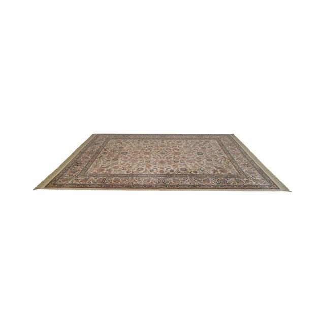 """Karastan 8'8"""" X 10'6"""" Tabriz Room Size Rug Carpet For Sale"""