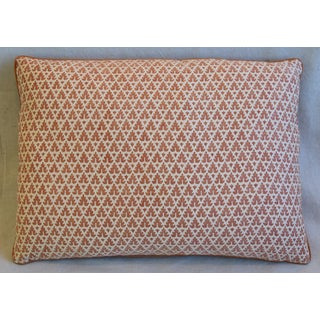 "Italian Mariano Fortuny Murillo Feather/Down Pillow 22"" X 16"" Preview"