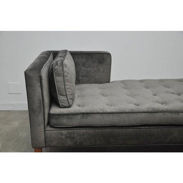 Dunbar Tete-a-tete Sofa by Edward Wormley - Image 7 of 7