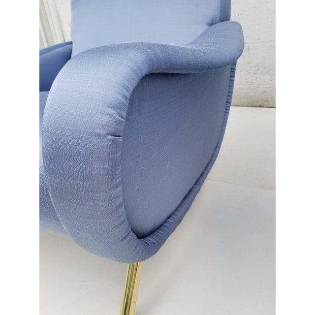Marco Zanuso Lady Chair- A Pair For Sale In Miami - Image 6 of 10