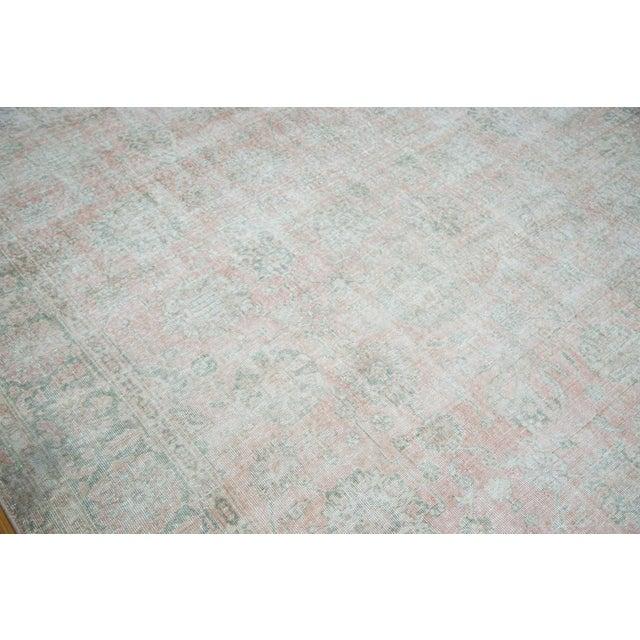 "Distressed Oushak Carpet - 9' X 12'1"" - Image 8 of 10"