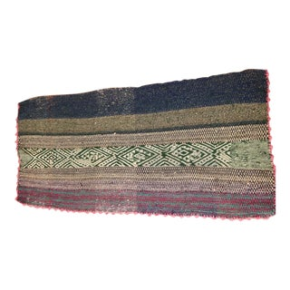 Authentic Peruvian Frazada Blanket For Sale