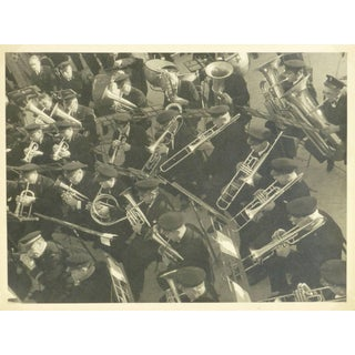 "Joseph Consavela ""Band"" Silver Gelatin Photograph For Sale"