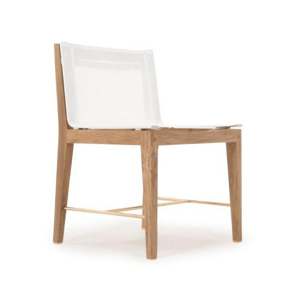 Harbour Outdoor Byron Dining Chair For Sale - Image 4 of 4