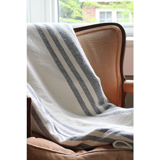 Spring and Summer nights on the porch or a cold winter evening by the fire, this 100% cotton throw is your year-round...