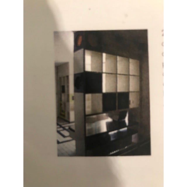Metal Ico Parisi Commissioned Room Divider For Sale - Image 7 of 12