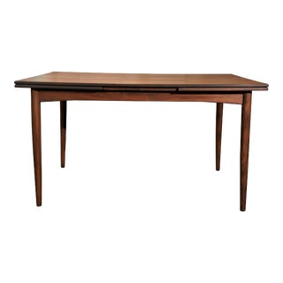 Vintage Danish Mid Century Rosewood Dining Table - Holm For Sale