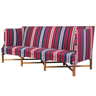 Kaare Klint X-Base Sofa For Sale
