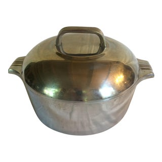 Wagner Ware Mid-Century Magnalite Dutch Oven For Sale