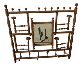 Image of Victorian Coat and Hat Racks