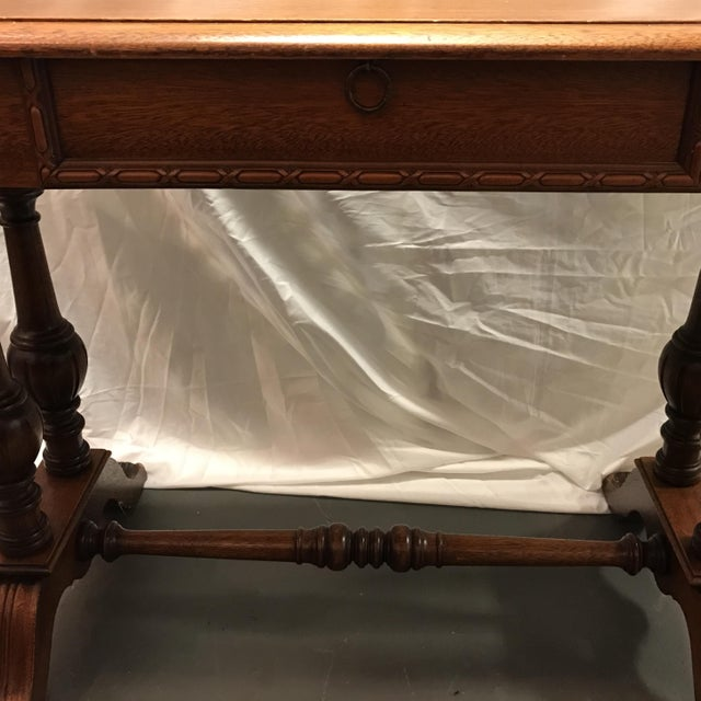 Antique Butterfly Leaf Table For Sale In San Francisco - Image 6 of 10