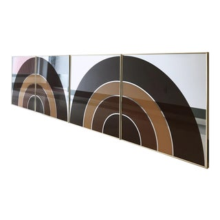 Greg Copeland Style Mirrors - Set of 4 For Sale