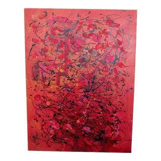 Splatter Painting For Sale