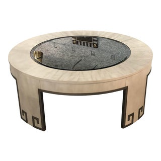 Caracole Key to Success Coffee Table For Sale