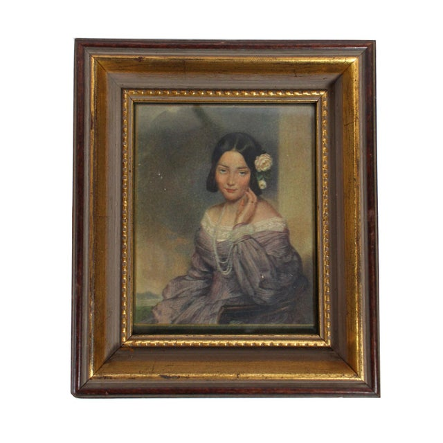 Florentine Gilt Wood Wall Art Collection, Set of 7 For Sale In Los Angeles - Image 6 of 13