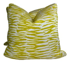 Image of Green Outdoor Pillows