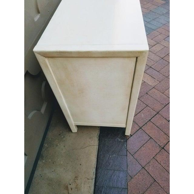 Wood Paul Laszlo Mid-Century Mahogany Dresser For Sale - Image 7 of 11