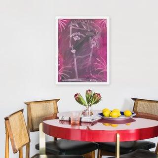 "Medium ""Valens"" Print by Leslie Weaver, 19"" X 24"" Preview"