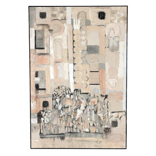 """""""Wall"""" by Lynette Susseberg, 1977"""