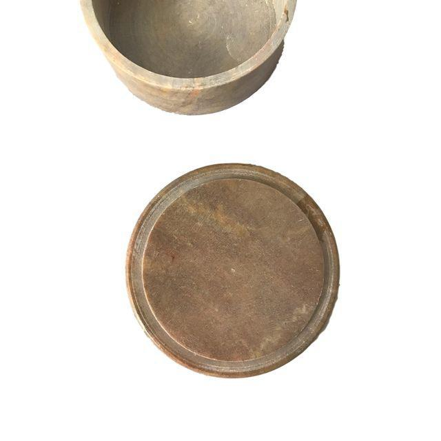 Round Granite Spice Canister - Image 4 of 5