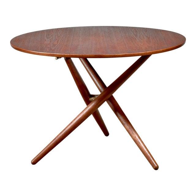 Jurg Bally Height-Adjustable Ess-Tee Table for Wohnhilfe, Switzerland For Sale