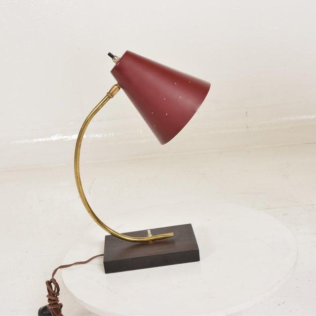 Stilnovo Mid-Century Modern Italian Desk Task Lamp For Sale In San Diego - Image 6 of 8