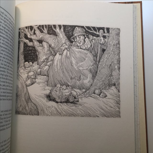 """Brown Traditional """"The Fancy"""" Book For Sale - Image 8 of 10"""