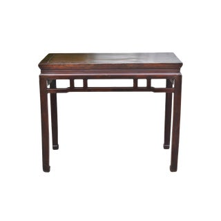 Ming Asian Side Table For Sale
