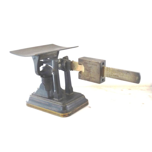 Fairbanks Rotating Beam Postal Scale For Sale - Image 10 of 10