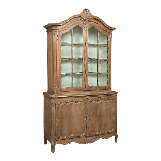19th Century Italian Tuscan Bookcase For Sale