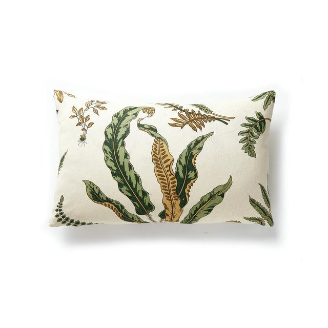 Traditional Elsie De Wolfe Lumbar Pillow For Sale - Image 3 of 3