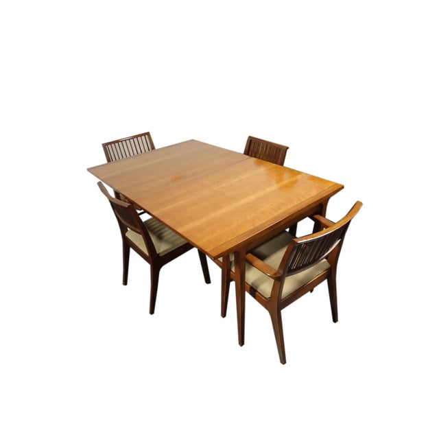 Drexel Counterpoint Dining Set For Sale - Image 5 of 10