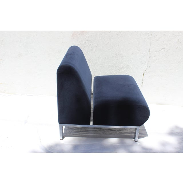 Set of Four Mid-Century Modern Club Chairs For Sale - Image 11 of 13