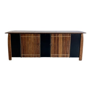 Pacific Green Credenza For Sale