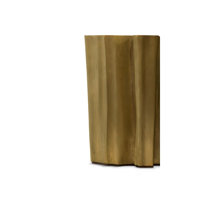 Sequoia Big Side Table From Covet Paris For Sale - Image 6 of 7