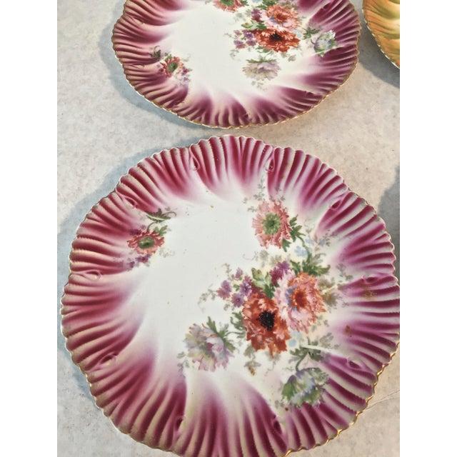 Vintage Austrian Habsburg Dessert Plates - Set of 6 For Sale - Image 4 of 7