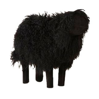 Medium Lalanne Style Black Sheep
