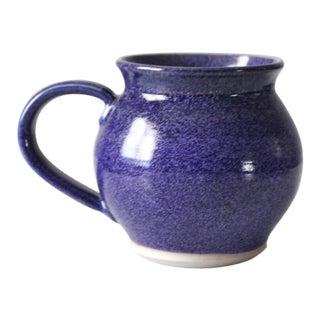 Vintage Studio Pottery Mug For Sale