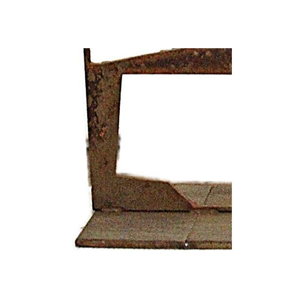 Abstract Rusted Industrial Sculpture - Image 2 of 2