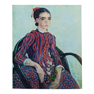 "1950s Vincent Van Gogh, ""The Muse"" Lithograph For Sale"