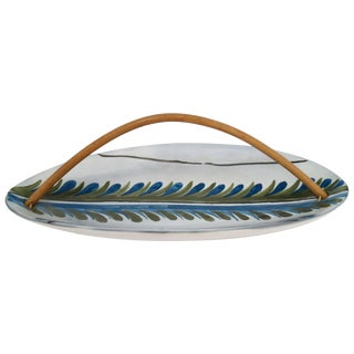 Roger Capron Decorative Dish For Sale