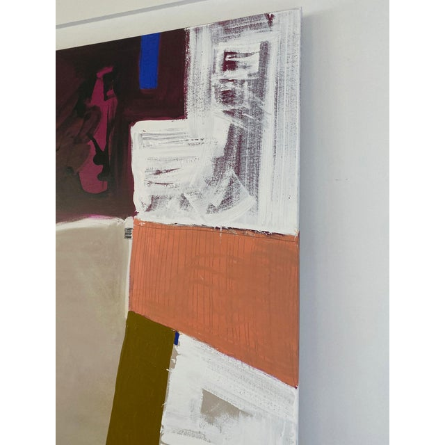 Monumental Contemporary Abstract Painting XII by William McLure For Sale In Birmingham - Image 6 of 8