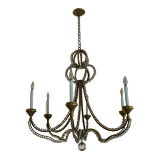 Niermann Weeks Danieli Chandelier For Sale
