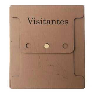 Art Binder of the Migrantes Exhibition, 8 Mexican Artists - 8 Pieces For Sale