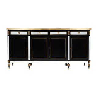 French Antique Directoire Style Buffet