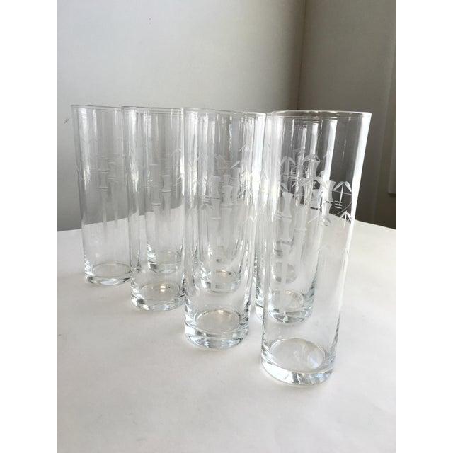Noritake Bamboo Iced Tea Glasses - Set of 10 - Image 5 of 5